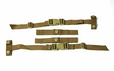 Eagle Industries SPC scalable plate carrier strap kit molle vest Coyote (2 Kits)