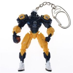 San Diego Chargers Robot Keychain