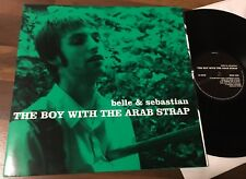 BELLE & SEBASTIAN - BOY WITH THE ARAB STRAP - 2007 MATADOR REISSUE LP 180g ole