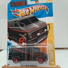 Hot Wheels 2011 New Models A Team Van Mr T
