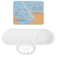 25Pcs Staffa 3D per adulti per maschera per il viso Telaio di supporto interno