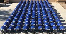 Used Adult Schutt Football Helmets - Royal