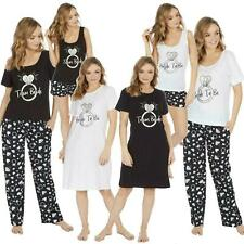 Ladies Team Bride To Be Hen Night Party Wedding Long Short Pyjamas Set Nightie