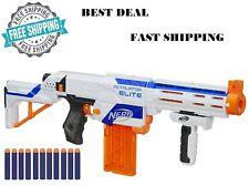 Nerf N-Strike Elite Retaliator Mega Series Blaster Kids Rifle Game Gun Darts Toy