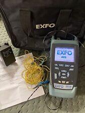 Exfo Axs 100 Access Otdr Axs 100 023b Ei Pm2x Vfl