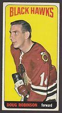 1964-65  TOPPS  # 84  DOUG ROBINSON  NRMT+   A1973