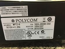 Polycom QDX 6000 CAMERA  MPTZ-6 1624-29338-002