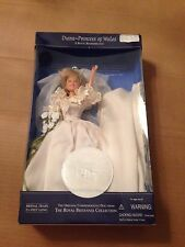 Dianna - Princess of Wales A Royal Remembrance Doll - New Factory Packaged #5010