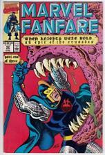 a3 - Marvel Fanfare #52  - 1990 - Marvel