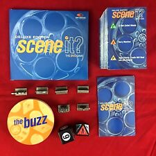 Scene It The DVD Game Deluxe Edition DVD Board Game Replacement Part Piece Token