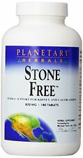 Planetary Herbals Stone Free, 820 mg, Tablets, 180 tablets