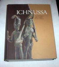 Storia locale - Sardegna Ichnussa - Libri Scheiwiller ed. 1981 Fuori commercio