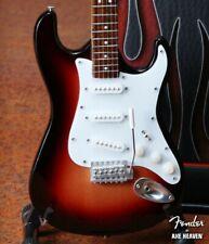 FENDER Sunburst Stratocaster 1:4 Scale Replica Guitar ~Axe Heaven