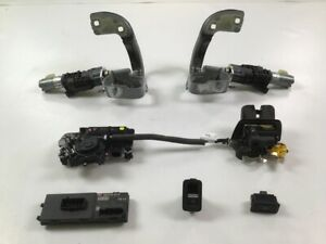 8W9827852A Tailgate Electric Heckklappenset Audi A4 Avant (8W,B9) S4 Qua