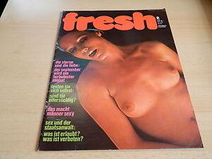 FRESH - Nr. 9/74 - Das Herrenmagazin aus den 70zigern - Klassiker