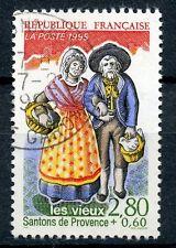 STAMP / TIMBRE FRANCE OBLITERE N° 2981 LES SANTONS DE PROVENCE