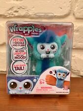 NEW, WRAPPLES LITTLE LIVE PETS INTERACTIVE FURRY FRIENDS SKYO BLUE 50 sounds