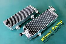 Aluminum Radiator KTM 125/150/200/250/300 SX/EXC 2008-2011 2009 2010 L&R