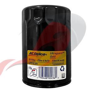 Genuine GM ACDelco UPF63R Ultraguard Oil Filter