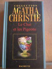 Collection Agatha Christie: Le Chat et les Pigeons/ Hachette, 2004