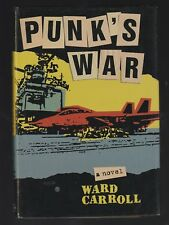 Punk's War by Ward Carroll (2001, Hardcover), Signed 1st
