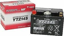 Yuasa YTZ14S Honda VFR1200XD '13 AGM High Performance Activated 12 Volt Battery