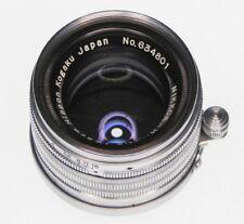 Nikkor 5cm f2 Leica SM  #634801