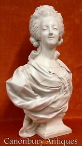 French Bust Marie Antoinette - Queen France Revolution
