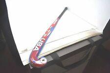 USA Field Hockey Stick Red White Blue Mercian Rubber Grip