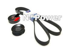 Optibelt DRIVE Belt & PULLEY SET FOR Lexus RX350 GSU35R GGL15R 06-ON 2GR-FE 3.5L