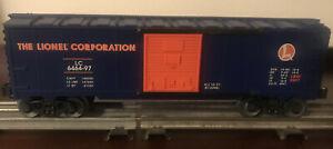 Lionel #29200, 1997 Lionel Railroader Club 6464 Boxcar, Brand New in Sealed Box