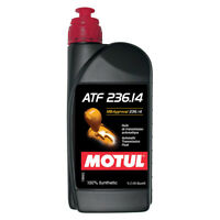 MOTUL ATF 236.14 SYNTHETIC AUTOMATIC TRANSMISSION FLUID 1 LITRE 1L