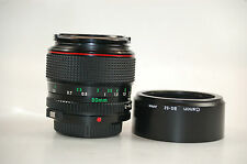 Canon Lens FD 50mm 1:1,2 L Objektiv