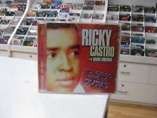 RICKY CASTRO CD SPANISH TU ERES QUE LO DUDAS MERENGUE