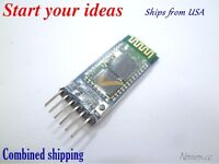FOR Arduino Wireless Bluetooth RF Transceiver Module HC-05 RS232 Master Slave