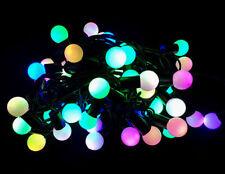 Luces de Navidad color principal verde