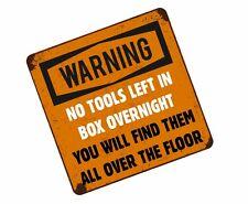 drôle Aucun outil gauche avec boîte Overnight Boite à outils/coffre