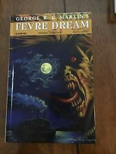 George R. R. Martin's Fevre Dream Signed Limited Graphic Novel - Game of Thrones