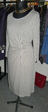 PETER HAHN elegantes Jersey Kleid Hahnentritt Gr.42 44 K (22) NEU 165,95 €