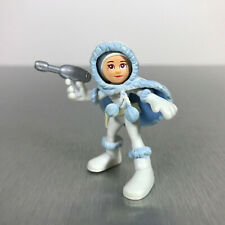 Star Wars Galactic Heroes PADME AMIDALA figure in snow costume