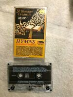 20 Bluegrass Originals-Hymns CASSETTE TAPE-Tested Working