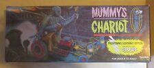 Mummy's Chariot Model Kit 1995 Polar Lights / Playing Mantis New Sealed GITD