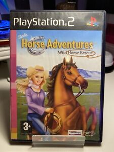 Barbie horse adventures wild horse rescue PlayStation 2 ps2