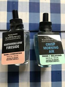 bath and body works wallflower refill Set Of 2