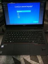 Fujitsu Lifebook P728 i5-8250U 16GB DDR4 Mem 256GB SSD Windows 10 Laptop