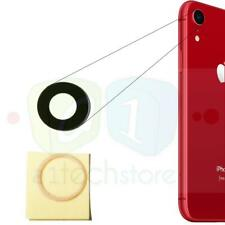 Apple iPhone XR Genuine Replacement Rear Glass Camera Lens Part Adhesive