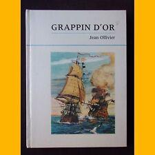 GRAPPIN D'OR Jean Ollivier Tedesco 1967