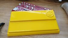 Behringer TD-3 Cover / Protector in Yellow - Acid Smiley Face Edition!
