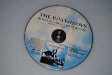 The Waterboys ‎– My Love Is My Rock In The Weary Land. CD-Single Promo (ESP)