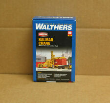 Walthers 3109, Kalmar intermodal crane kit, for trailers or containers, decals